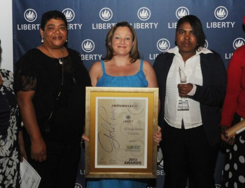 Khayelitsha Cookies takes a Gold at the Impumelelo Awards Ceremony